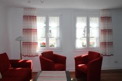 7) Sitzgruppe im Wohnzimmer