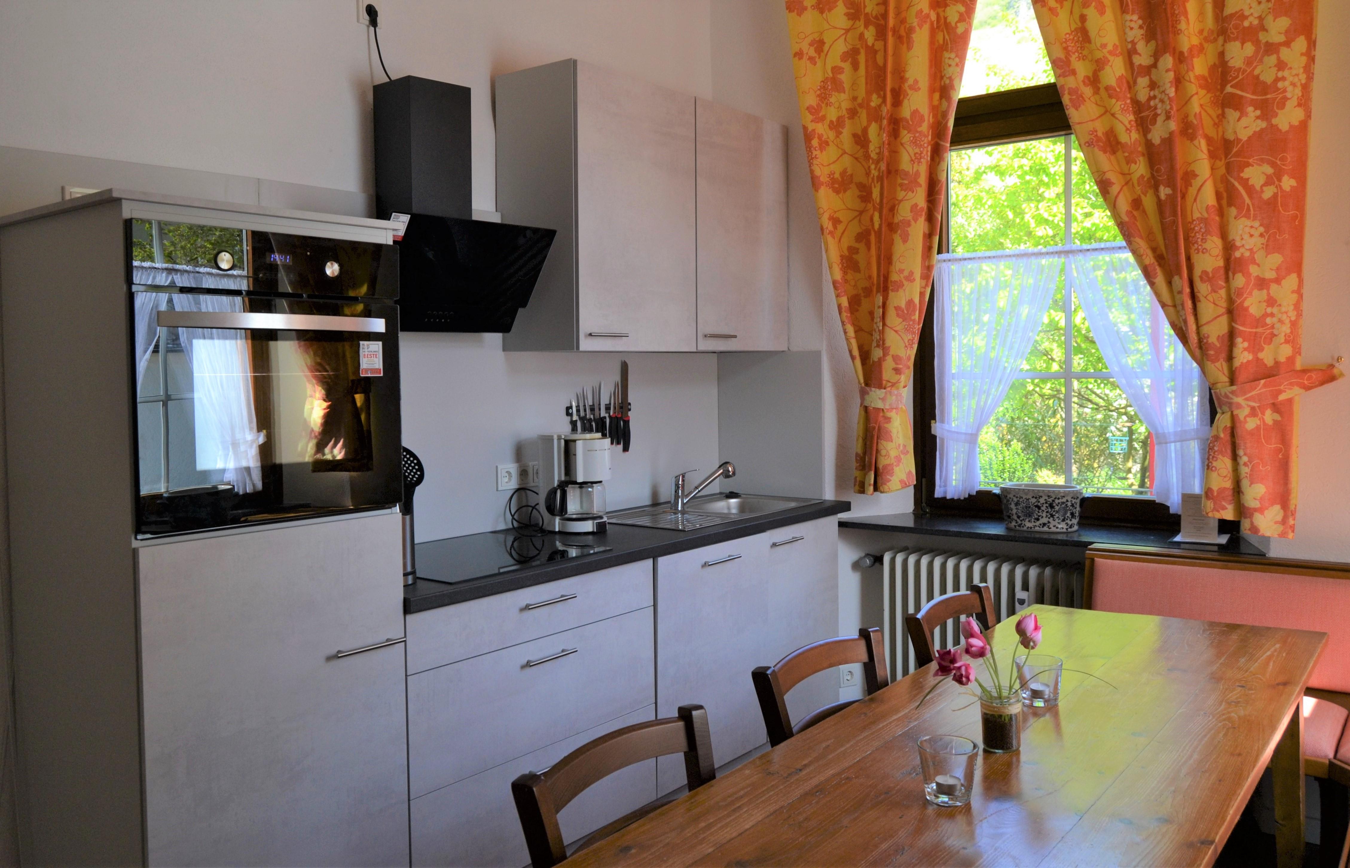 FeWo Bernkastel - Küche (2)