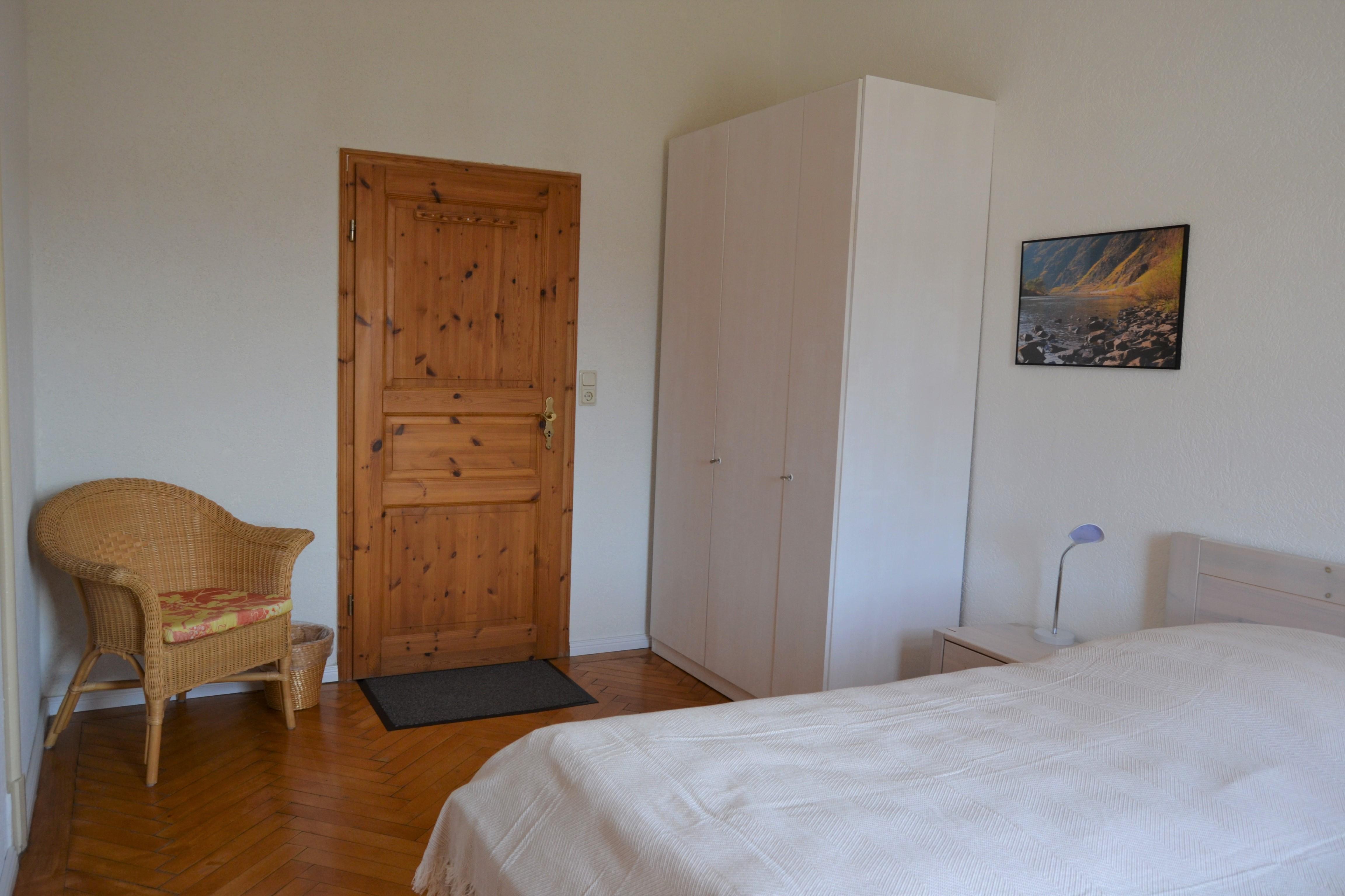 FeWo Bernkastel - Schlafzimmer (1)