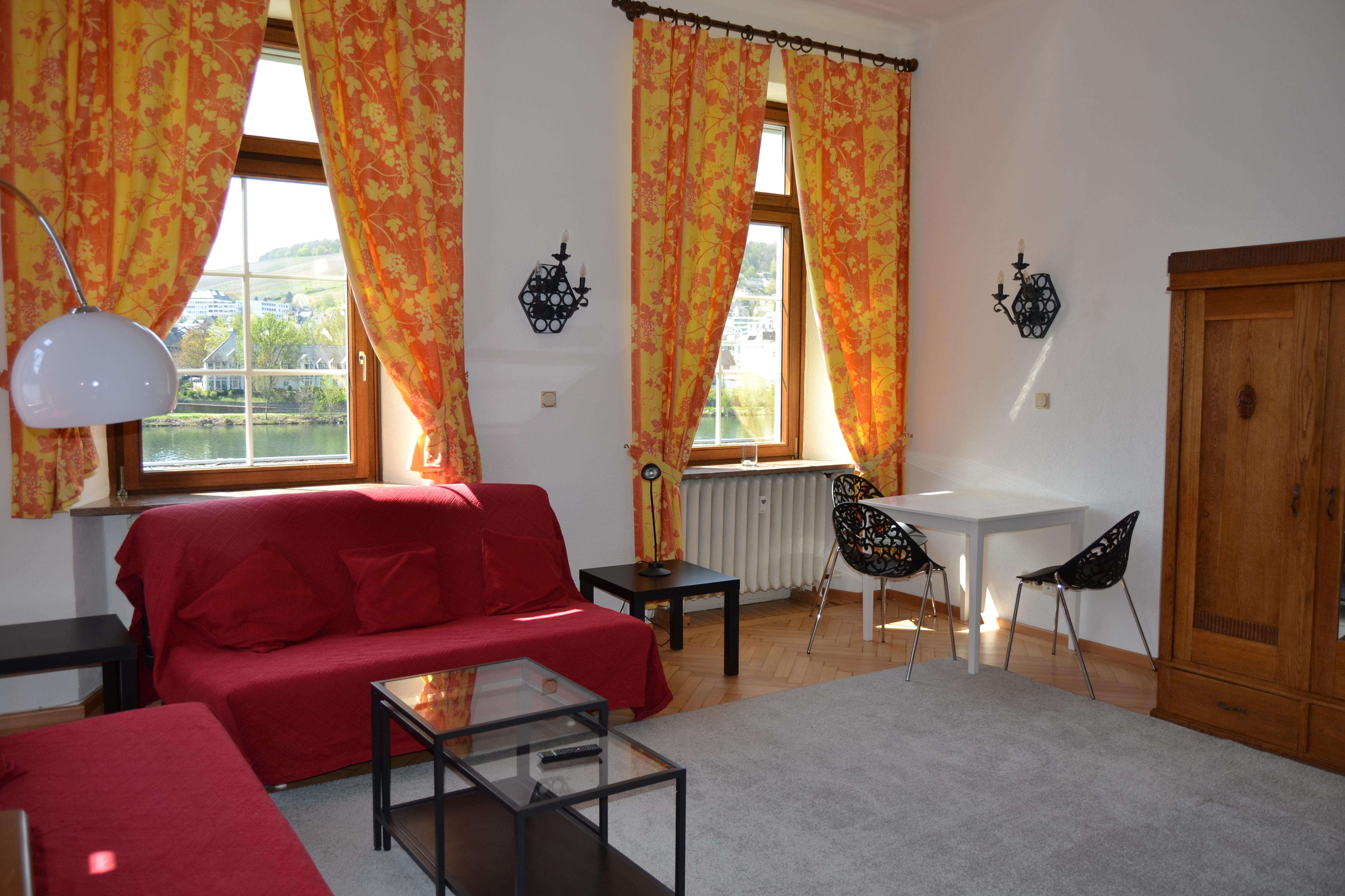 FeWo Bernkastel - Wohnbereich (1)