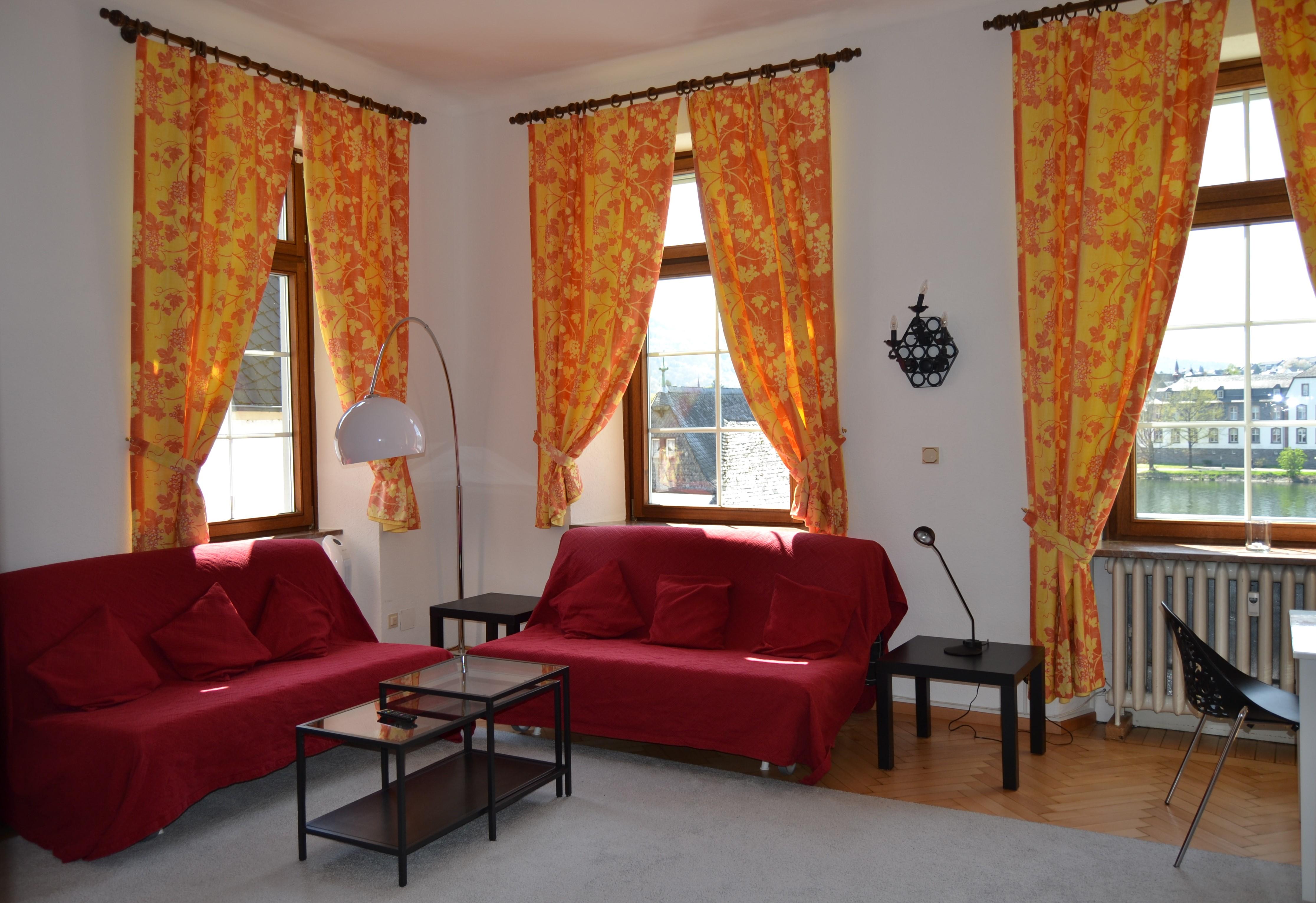 FeWo Bernkastel - Wohnbereich (2)