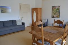 FeWo Mosel - Küche u. Wohnbereich (4)