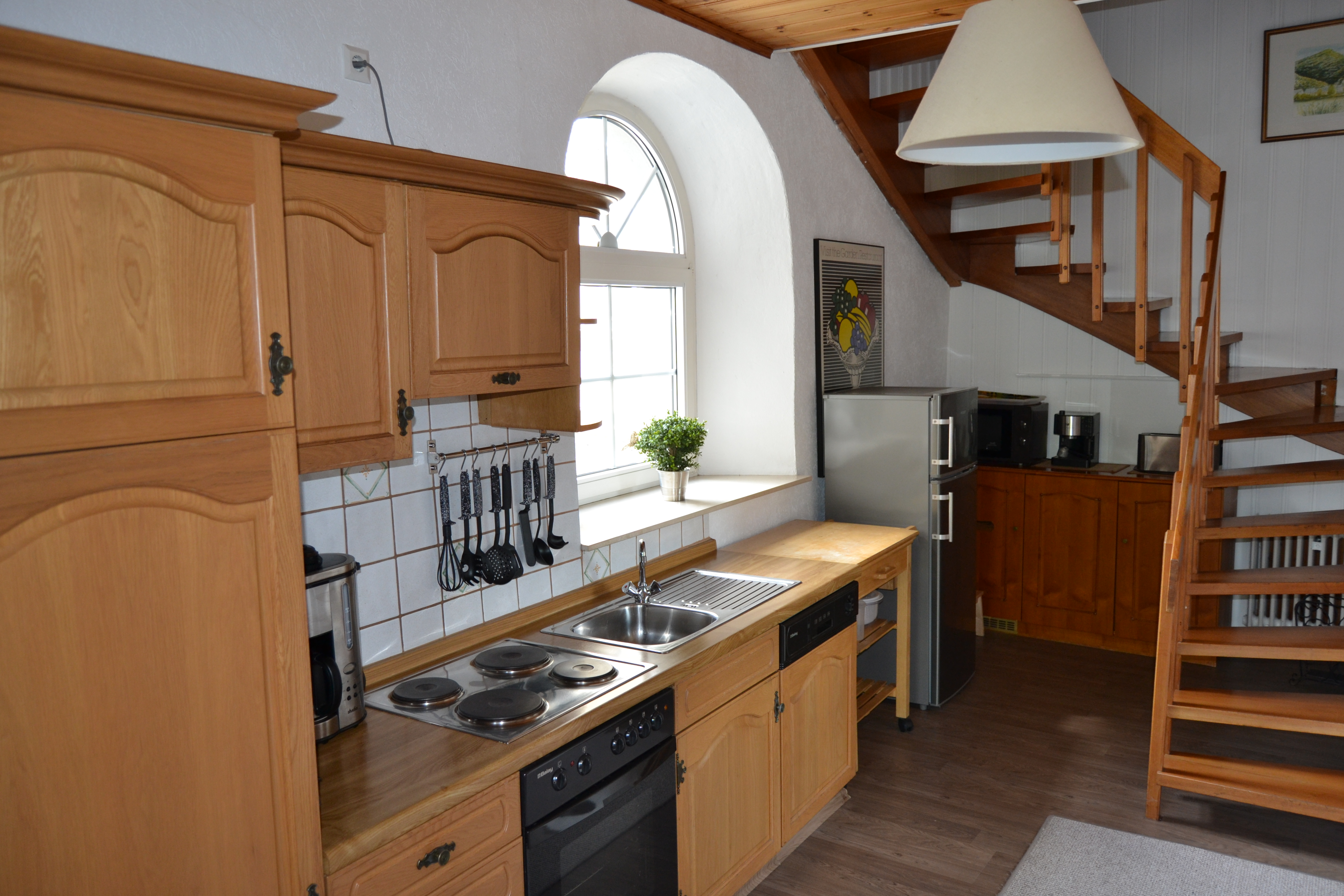 Ferienhaus - Küche (1)