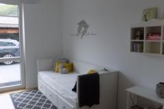 Schlafzimmer 2 (ausziehbares Doppelbett)